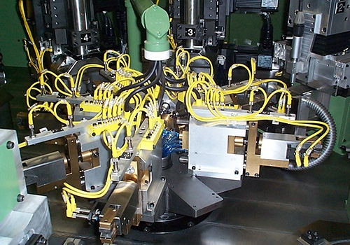 Battery manufacturing machines automation and control