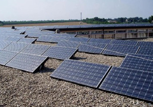 Photovoltaic Fields